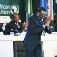 African nations agree to form giant free-trade bloc but top economies Nigeria and South Africa stay on sidelines