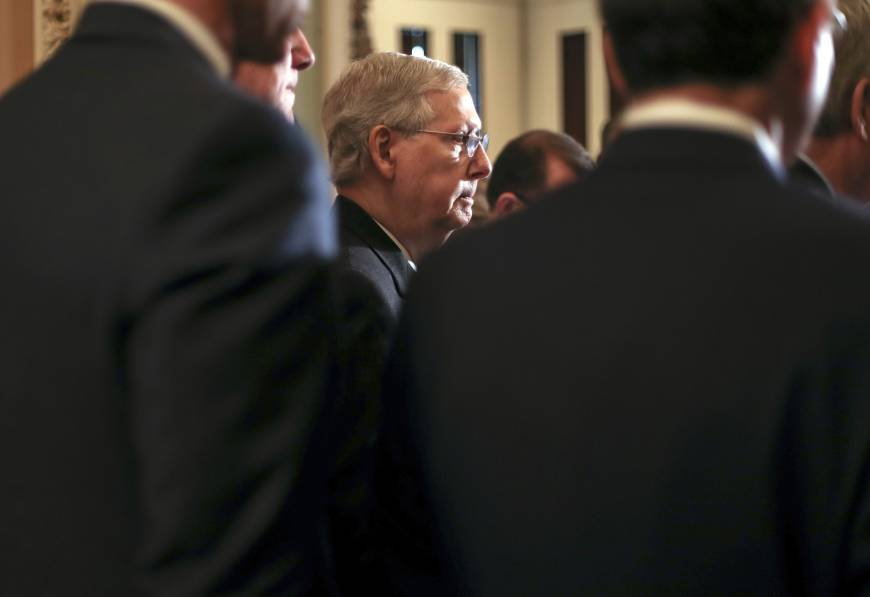 Senate inches closer to passing bill to ditch Dodd-Frank bank safeguards