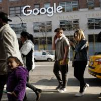 Google expansion plans seen turning Big Apple into Silicon Valley East