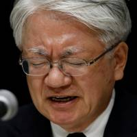 Kobe Steel CEO steps down over data fabrication scandal