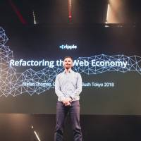 Cryptocurrency and AI all the buzz at tech conference Slush Tokyo