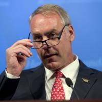 U.S. Interior chief halts second federal oil lease sale after local outcry
