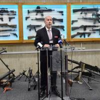 Australian amnesty nets 57,000 firearms and rocket launcher