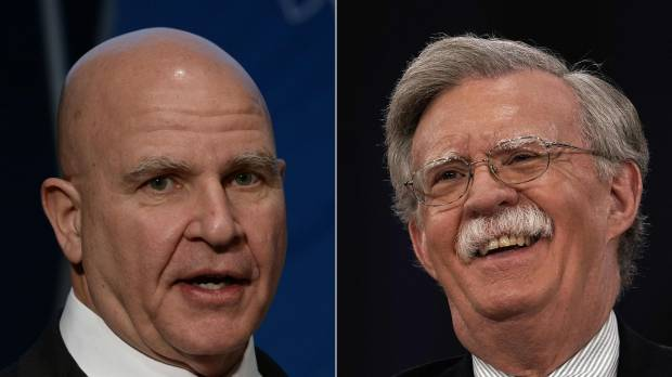 Japan says H.R. McMaster's resignation and John Bolton's appointment will not impact its North Korea response