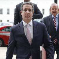 Trump's lawyer denies intimidating Stormy Daniels to keep her quiet