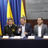 Two reporters and driver kidnapped near Colombian border: Ecuador