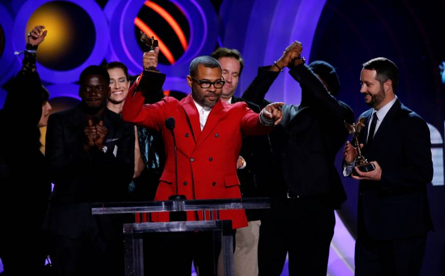 Satire 'Get Out' earns top honor at Independent Spirit Awards