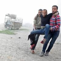 Syria rebels say Russia-brokered deal is struck to evacuate besieged town in Ghouta