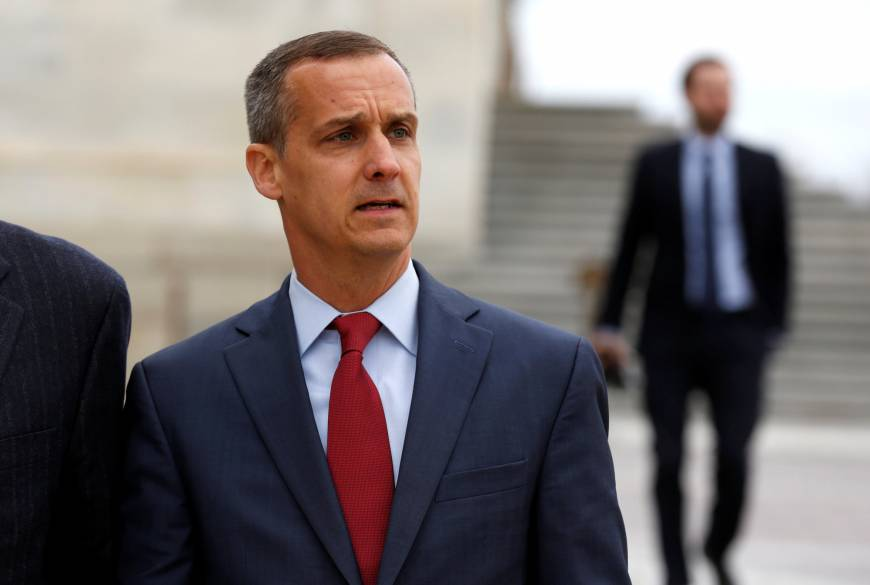 Democrats dissatisfied as ex-Trump aide Corey Lewandowski clams up and GOP cool to subpoena