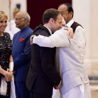 India, France to work for Indian Ocean freedom of navigation, sign agreement on nuclear plant