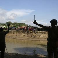 Myanmar builds military bases where Rohingya once lived and prayed: Amnesty