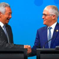 Turnbull, ASEAN leaders discuss North Korea sanctions, South China Sea issue at Sydney summit