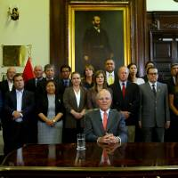 Peru's president offers to resign on eve of impeachment