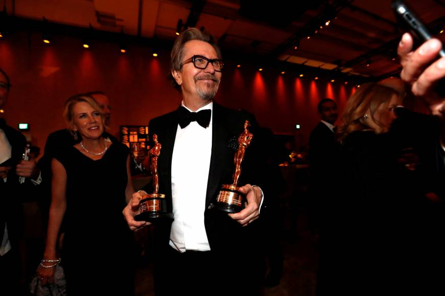 Oscar ratings plunge to a record low 26.5 million viewers: Nielsen