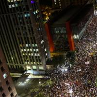 Thousands mourn over brazen assassination of Rio councilwoman who championed for blacks, poor