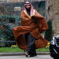 Saudi crown prince warns Riyadh will develop nuclear weapons if Iran builds bomb