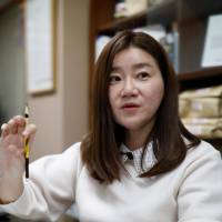 Once harassed herself, South Korean lawyer fights for Me Too victims