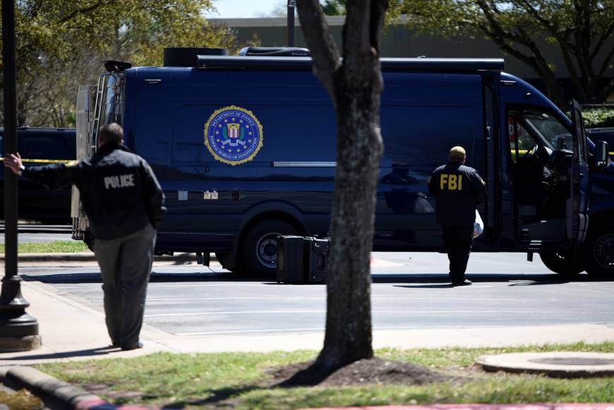 Texas bomber's change in tactics seen pointing to adaptability and plans for more blasts