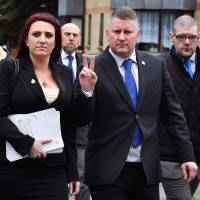 U.K. far-right figure whose anti-Muslim videos were retweeted by Trump is jailed for hate crime
