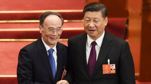 China's new vice president — a former Xi enforcer — has a reputation as 'Mr. Fix-It'