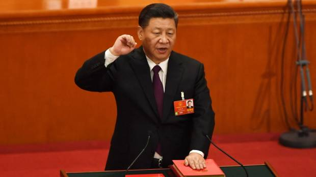 Xi wins second term as Chinese president, gets powerful ally Wang Qishan as vice president