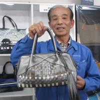 Tohoku tech firm develops fashion niche to withstand disaster