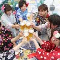 Starting Sunday beer makers will be allowed to add new ingredients when brewing beer, including fruit, spices and oysters. | KYODO