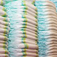 Japan will start testing a system to dispose of paper diapers into the sewer system to reduce the burden on people taking care of babies and the elderly.   GETTY IMAGES