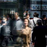 Number of foreign residents in Japan hit record 2.56 million at end of 2017