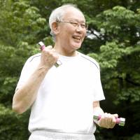 Japan made gains in 'healthy life expectancy' from 2013 to 2016, survey shows