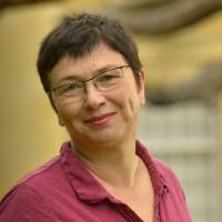 Brigitte Steger   DOWNING COLLEGE AT THE UNIVERSITY OF CAMBRIDGE / VIA KYODO