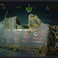 Paul Allen-led team finds wreckage of World War II aircraft carrier USS Lexington in Coral Sea