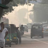 India still reaping benefits of Japanese ODA via air pollution classes