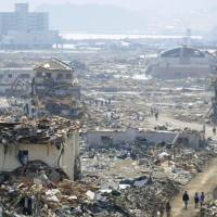 41 structures in Tohoku preserved as witnesses to March 2011 disasters