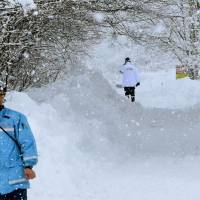 Man freezes to death in storm-battered north Japan