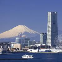 Yokohama is currently considered the most desirable place to live in the Tokyo area, according to a survey by real estate information service firm Recruit Sumai Co. | GETTY IMAGES