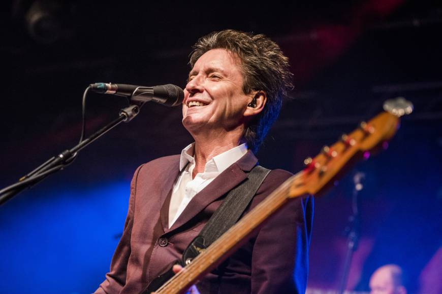 Bruce Foxton on breaking up and moving on after The Jam