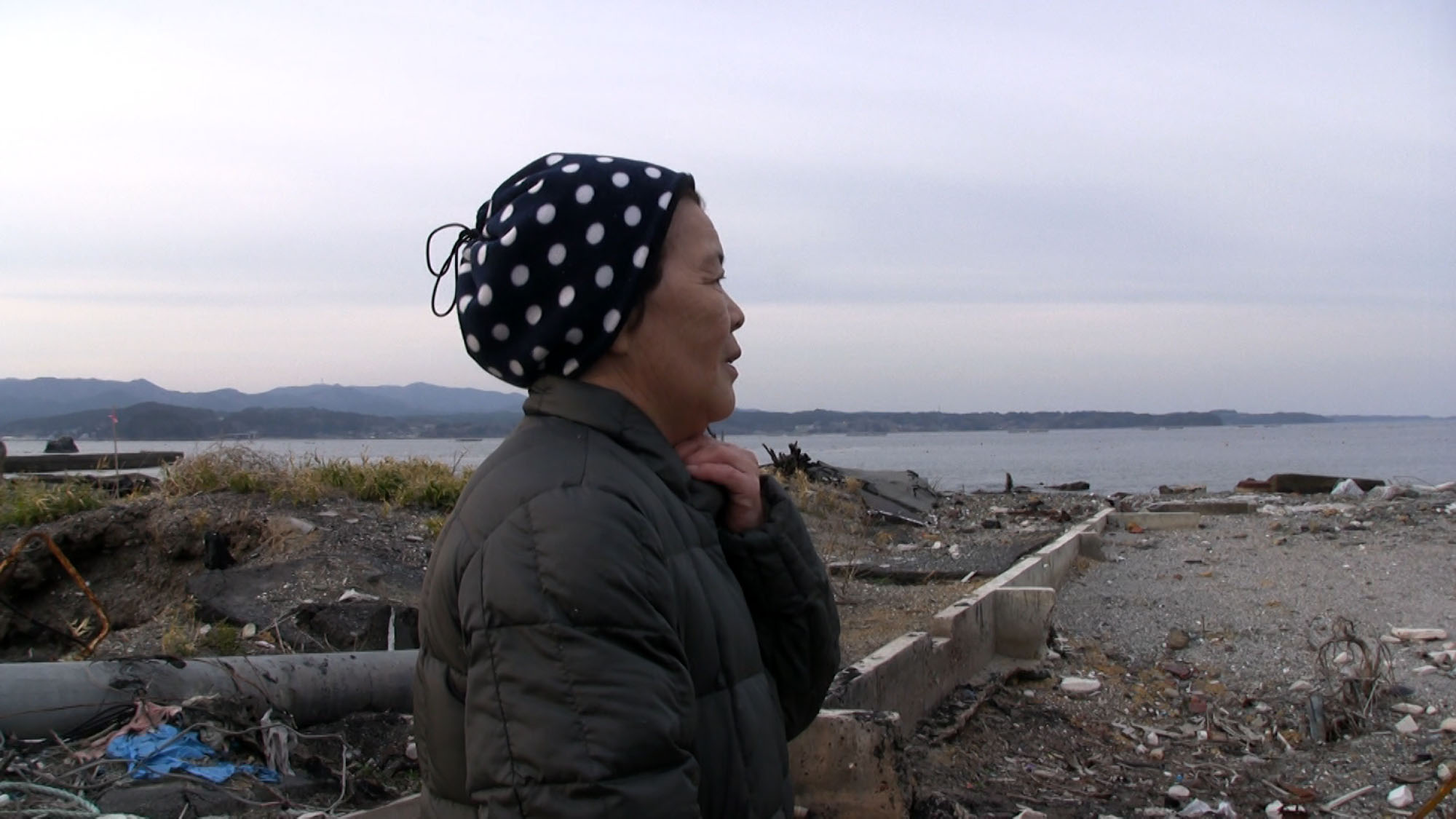 Coping with life after disaster: The subjects in 'Tremorings of Hope' are fairly direct in describing their experiences after the Great East Japan Earthquake of  2011. | © PEACETREE PRODUCTS