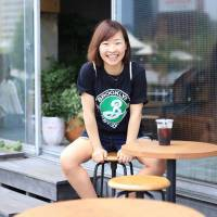 Poster child: Yoon Hyejung snagged a position with Kirin in Japan while defying the stereotype of what makes a graduate employable in her home country. Her success story was covered extensively in South Korean media. | COURTESY OF YOON HYEJUNG