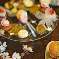 Selections abound in afternoon tea