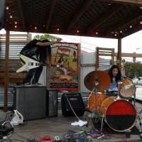 Make some noise:  Japanese act Gagakirise plays South By Southwest in Austin, Texas, in 2012. | COURTESY OF JOE (VVDBLK)