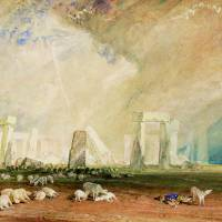 J.M.W. Turner's 'Stonehenge, Wiltshire' (1827-28) | © ON LOAN FROM THE SALISBURY MUSEUM, ENGLAND