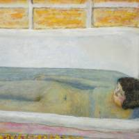 Pierre Bonnard's 'The Bath' (1925)   TATE: PRESENTED BY LORD IVOR SPENCER-CHURCHILL THROUGH THE CONTEMPORARY ART SOCIETY 1930, IMAGE © TATE, LONDON 2017