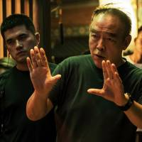 In motion: Chen Kaige directs his cast on the set of 'Legend of the Demon Cat.' | ©2017 NEW CLASSICS MEDIA, KADOKAWA CORPORATION, EMPEROR MOTION PICTURES, SHENGKAI FILM