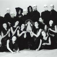 Dostoyevsky dance: Butoh troupe Dairakudakan is  set to perform its take on the Russian classic 'Crime and Punishment' at the New National Theatre, Tokyo. | NOBUYOSHI ARAKI