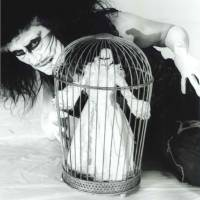 Contorted crimes:  Dairakudakan director Akaji Maro believes performing butoh is so personal  that if they want to, every dancer 'can be a butoh sect of their own.' | NOBUYOSHI ARAKI