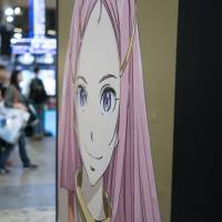New kids on the block: A number of new companies attended this year's AnimeJapan conference. | MATT SCHLEY