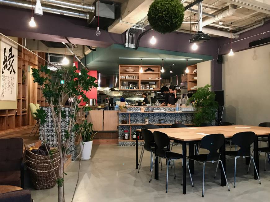 All-purpose style: OnJapan Cafe& triples up as an easy-going diner, cafe and event space with a wholesome selection of food and drink. | ROBBIE SWINNERTON