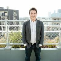 Pulling the strings: Chris Okano founded Tokyo Creative, an agency that helps YouTube content creators manage the myriad opportunities there are to make money from their videos on the website. Okano is a YouTuber himself, having started Okano TV in 2013. | ELLE HARRIS