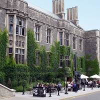 The University of  Toronto's Hart House student activity center.